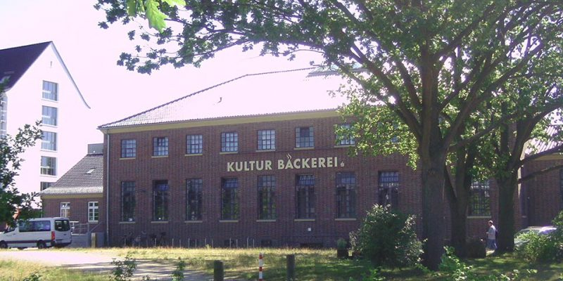 Ehemalige Heeresbäckerei der Theodor-Körner-Kaserne, heute Kulturbäckerei © Komischke