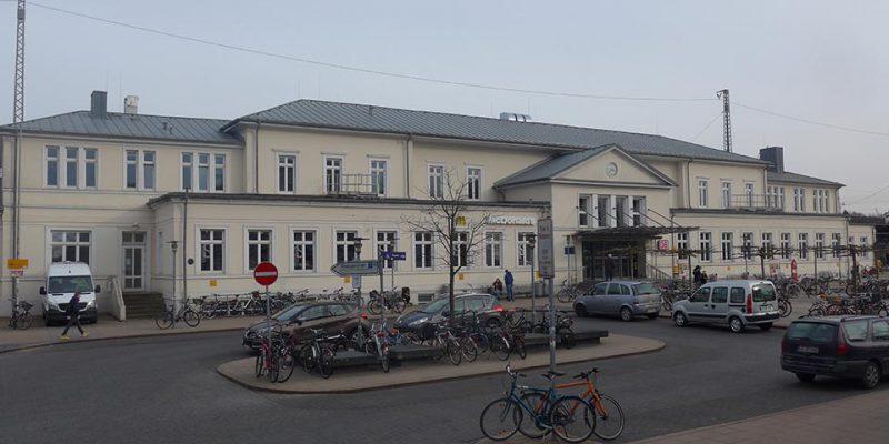 Bahnhof Lüneburg Ost © Komischke