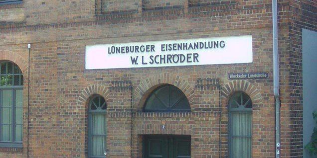 Eisenwarenhandlung W.L. Schröder © Komischke