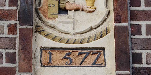 Tipp: Das Wappen ist im Zentrum © Böhnlein/Lachenicht/Müller