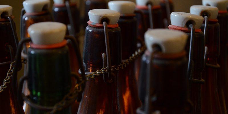 …und abgefüllt sind die Flaschen! © Böhnlein/Lachenicht/Müller