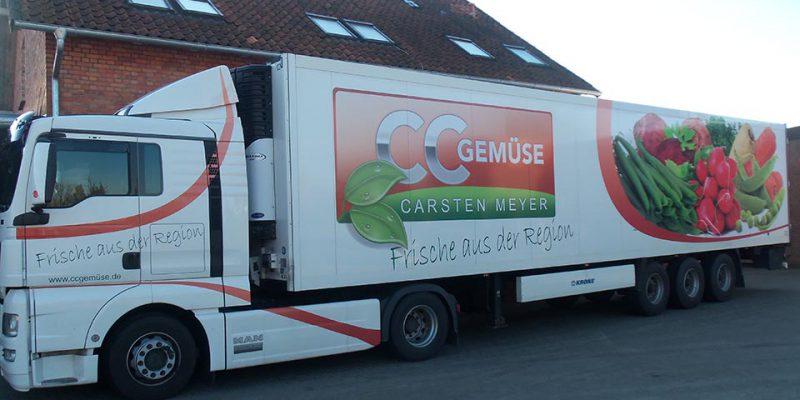 Gemüsehof Carsten & Carmen Meyer © Roos/Schmalen