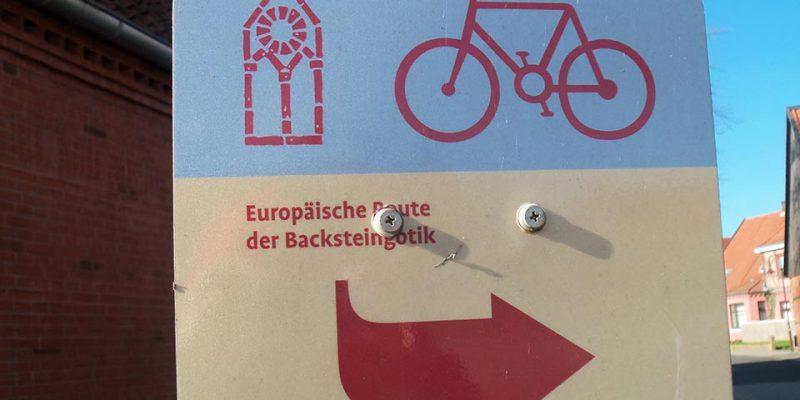 Mit dem Fahrrad von Lüneburg nach Bardowick © Roos/Schmalen