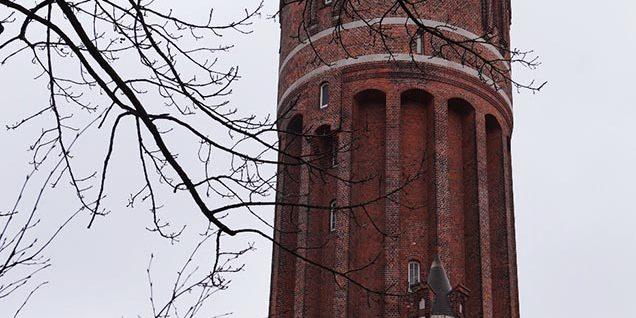 Der Neue Wasserturm (1905-07) © Fleddermann
