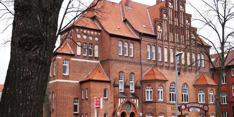 Das Logenhaus in der Hindenburgstraße 22 (1907/08) © Fleddermann