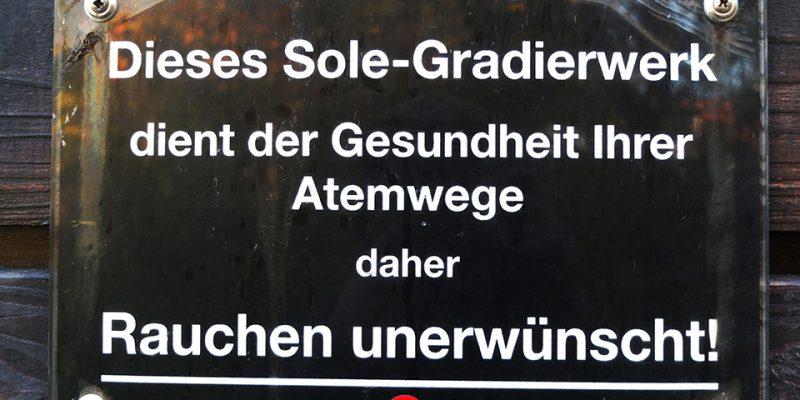Das Lüneburger Gradierwerk als Kureinrichtung © Herrfurth