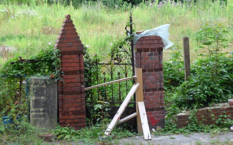 """Das """"Tor zur Unterwelt"""" © Peter Pez"""