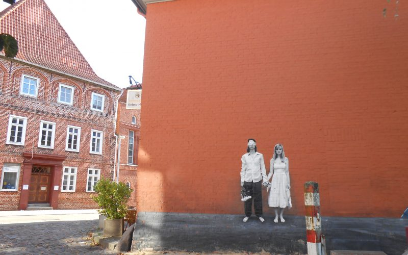 Boxi: Graffiti. Salzstraße 13/14 © Ludley/Bergmann
