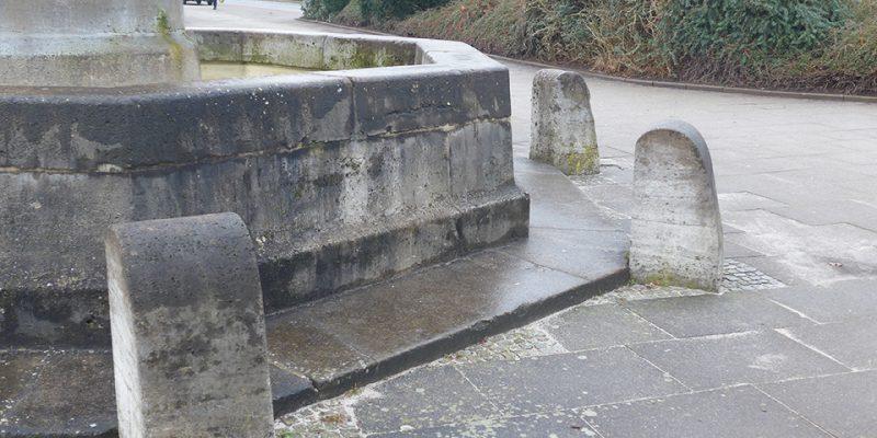 Schrammsteine Reichenbachbrunnen © Pez
