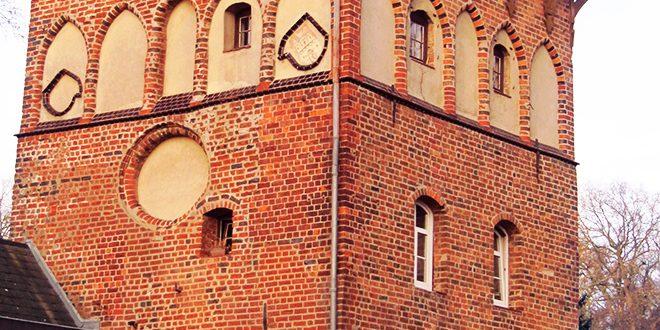 Der Wehrturm der Hasenburg © Michelberger/Schwambach