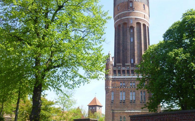 Der Wasserturm, © Jahn/Schlump