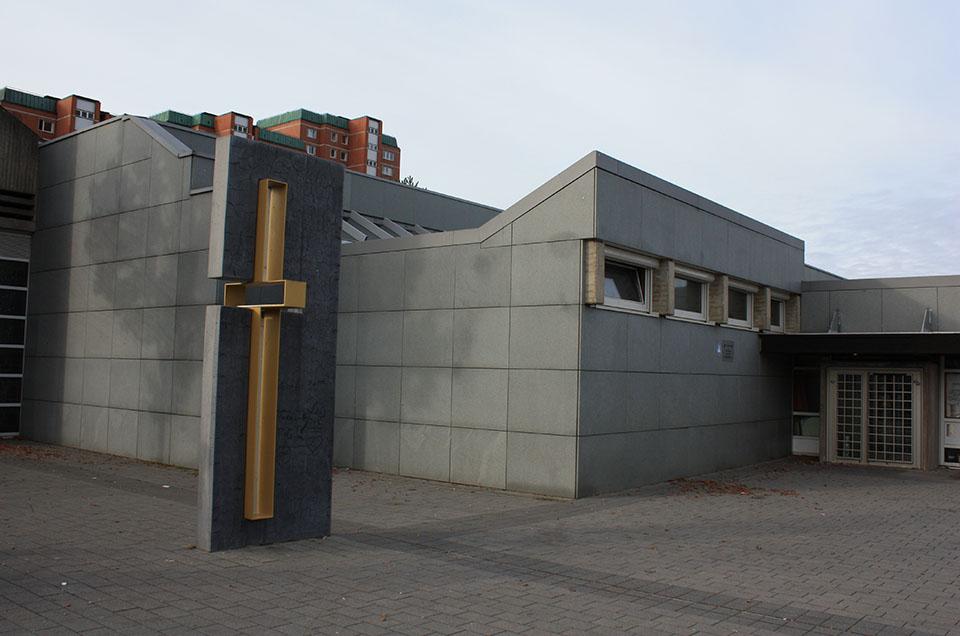 St. Stephanus Gemeindezentrum Kaltenmoor © Lührs
