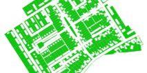 Grünplan der Siedlung © Ruhkopf/Götz