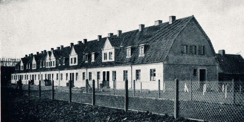 Meinekenhop, um 1925 © Stadtbauamt Lüneburg, Abb. nach Reinecke 1930: 38