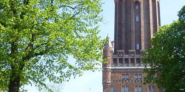 Wasserturm in Lüneburg © Jahn/Schlump