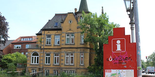 Ilmenaustraße © Le Hir/Seibel