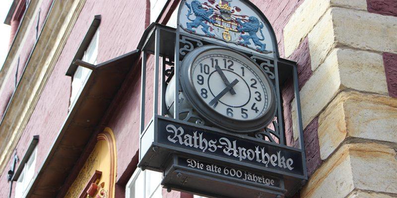 Ratsapotheke Lüneburg © Le Hir/Seibel