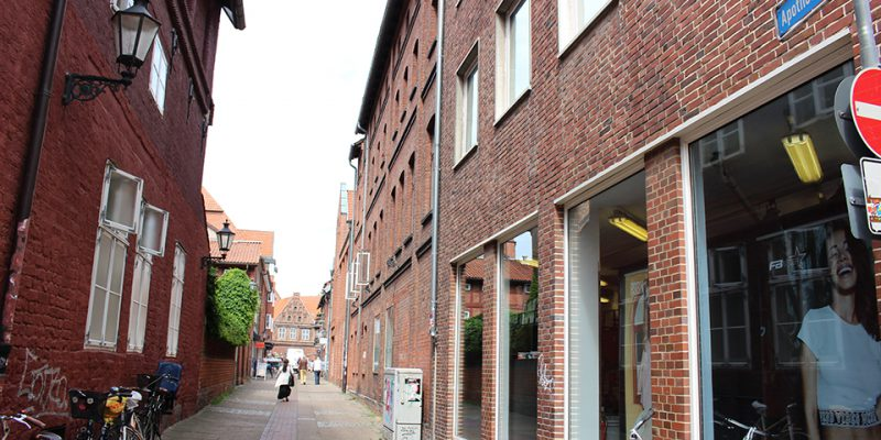 Apothekenstraße © Le Hir/Seibel