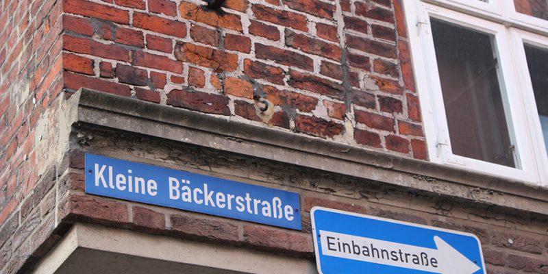 Kleine Bäckerstraße © Le Hir/Seibel