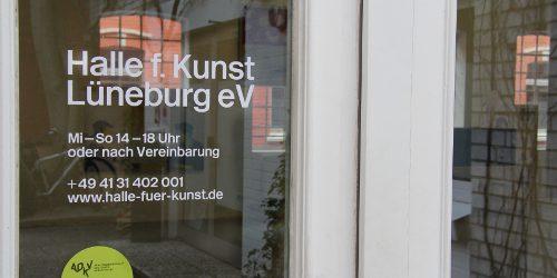 Halle für Kunst Lüneburg © Persiel
