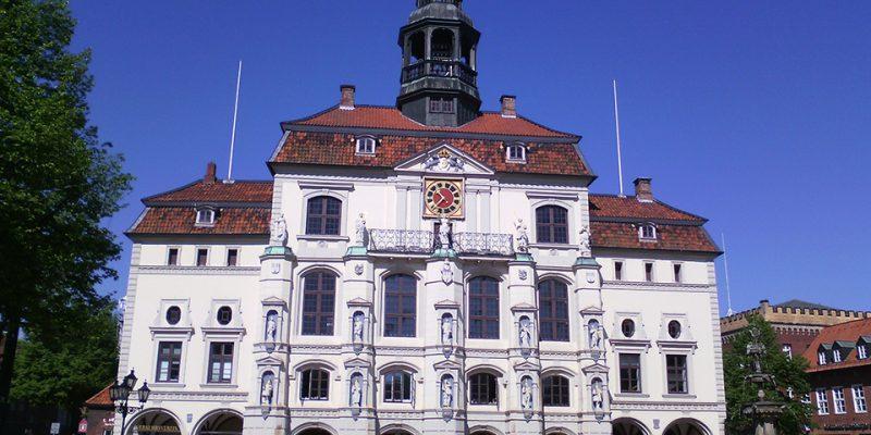 Rathaus © Jüntschke/Schwarz