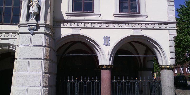 Niedergericht am Lüneburger Rathaus © Jüntschke/Schwarz