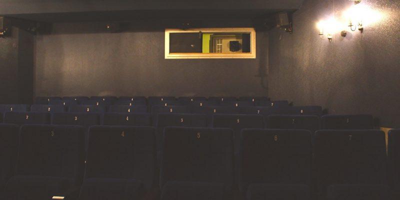 Kinosaal © Stengel/Bramwell