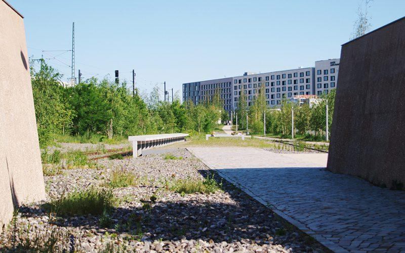 Gedenkort denk.mal Hannoverscher Bahnhof © Döpken