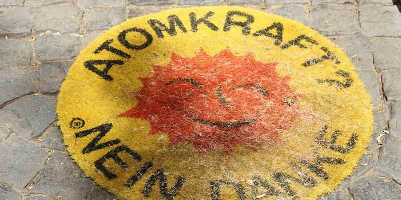 Friedlicher Protest gegen das Atommüllendlager Gorleben © Urban Explorer Hamburg