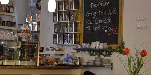 Anna's Café © Klieme/Schaefer