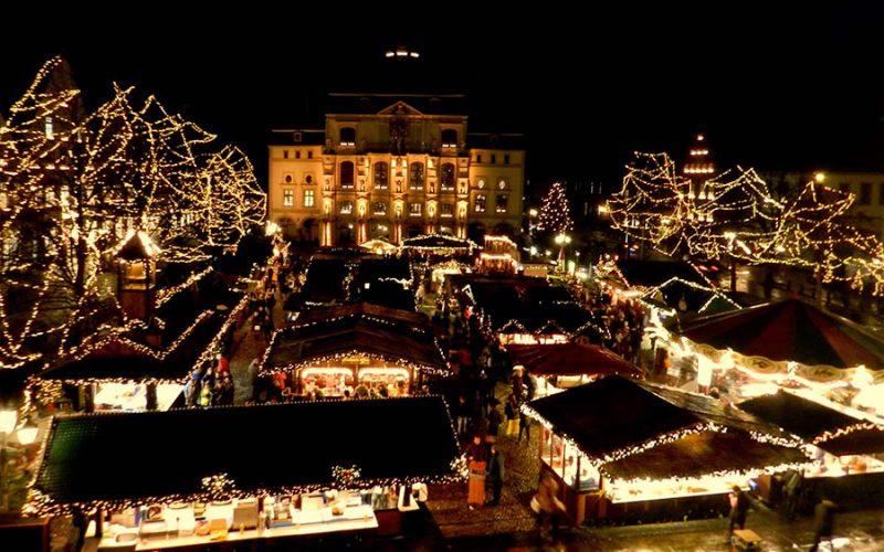 Weihnachtsliches Lüneburg © Küpperbusch
