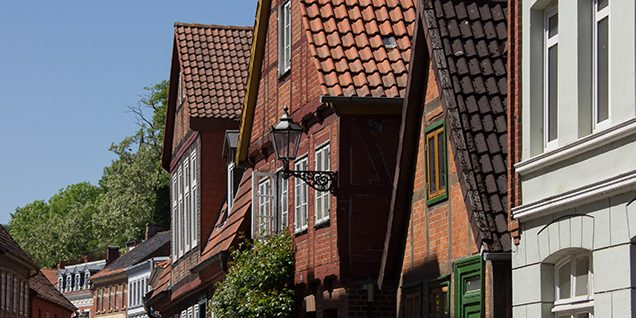 Altstadt Lauenburg © Brohsonn