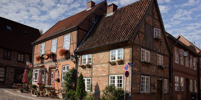 Altstadt Mölln © Brohsonn