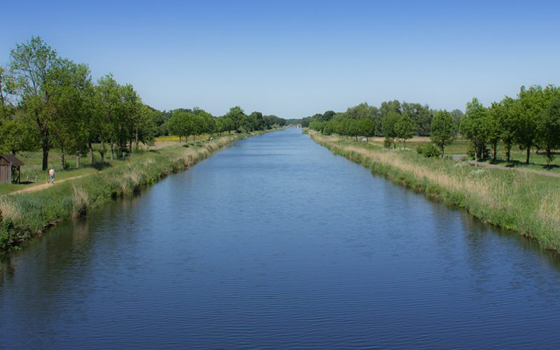 Elbe-Lübeck Kanal © Brohsonn