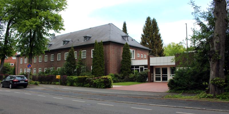 Das Niedersächsische Oberverwaltungsgericht in Lüneburg © Lamm