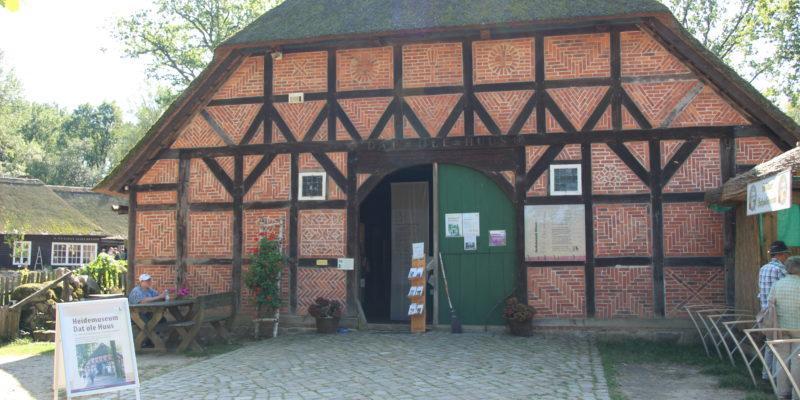 "Heidemuseum ""Dat ole Huus"" © May/Trampe"