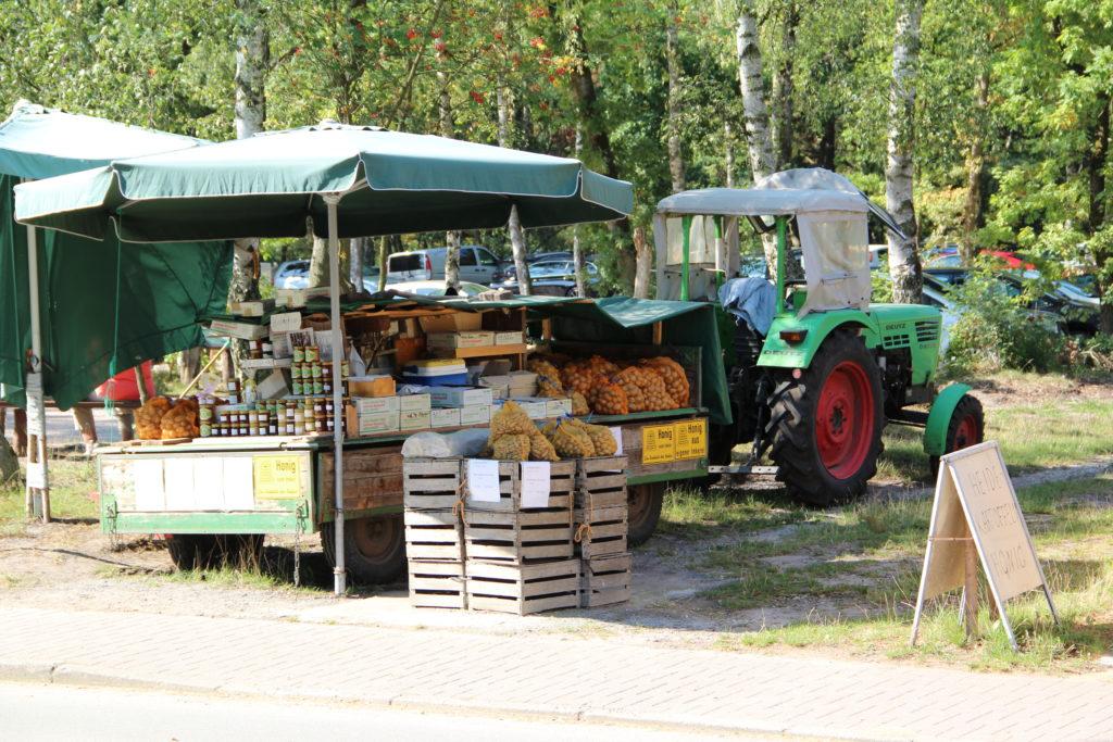 Heideprodukte direkt vom Erzeuger © May/Trampe
