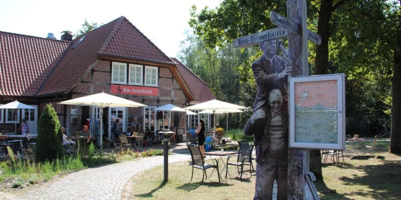 Heide-Erlebniszentrum in Undeloh © May/Trampe