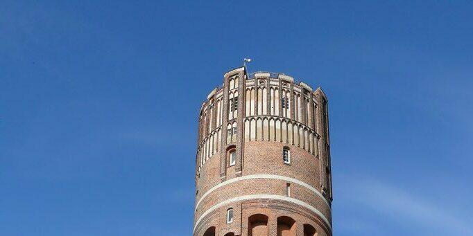Der Wasserturm © Stumpe