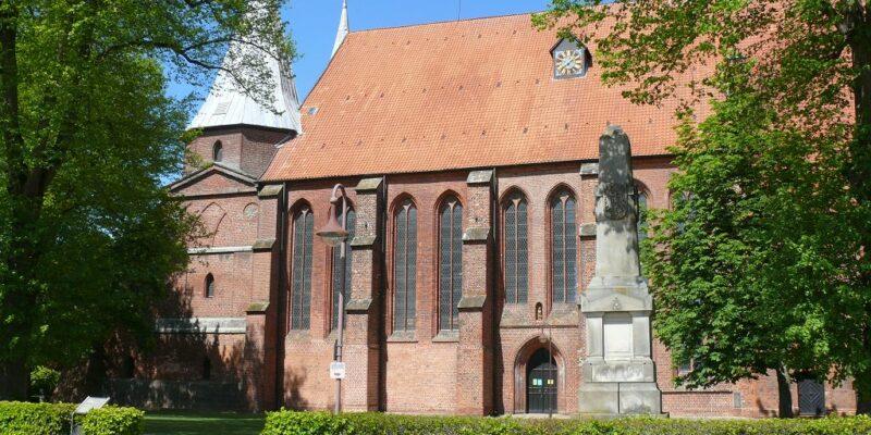 Der Dom zu Bardowick St. Peter und Paul © Stumpe