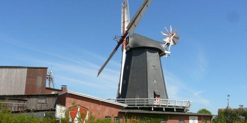 Meyers Windmühle © Stumpe