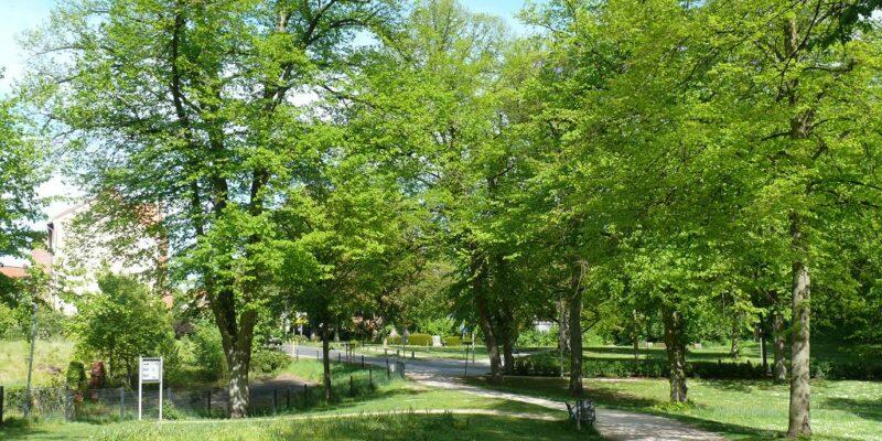 Scunthorpepark, auch Frommepark genannt © Stumpe