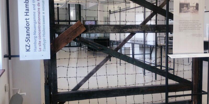 Die Dauerausstellung befindet sich in einer ehemaligen Unterkunft für Häftlinge © Koberidze